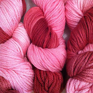 Hand Dyed Yarn - gold